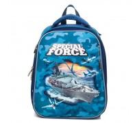 Рюкзак ERGONOMIC Special Force для мальчика начальная школа