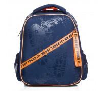 Рюкзак ERGONOMIC plus Don't Touch! для мальчика, начальная школа