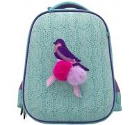Рюкзак ERGONOMIC Classic Мятное настроение для девочки, начальная школа
