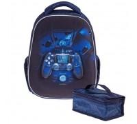 Рюкзак ERGONOMIC light Start game для мальчика, начальная школа
