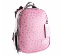 Рюкзак ERGO First Leopard КОКОС 210599 для девочки начальная школа