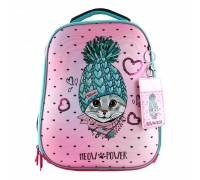 Рюкзак ERGO First Sweet Kitty КОКОС 210600 для девочки начальная школа