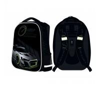Рюкзак ERGO Light Fast Auto КОКОС 210588 для мальчика начальная школа